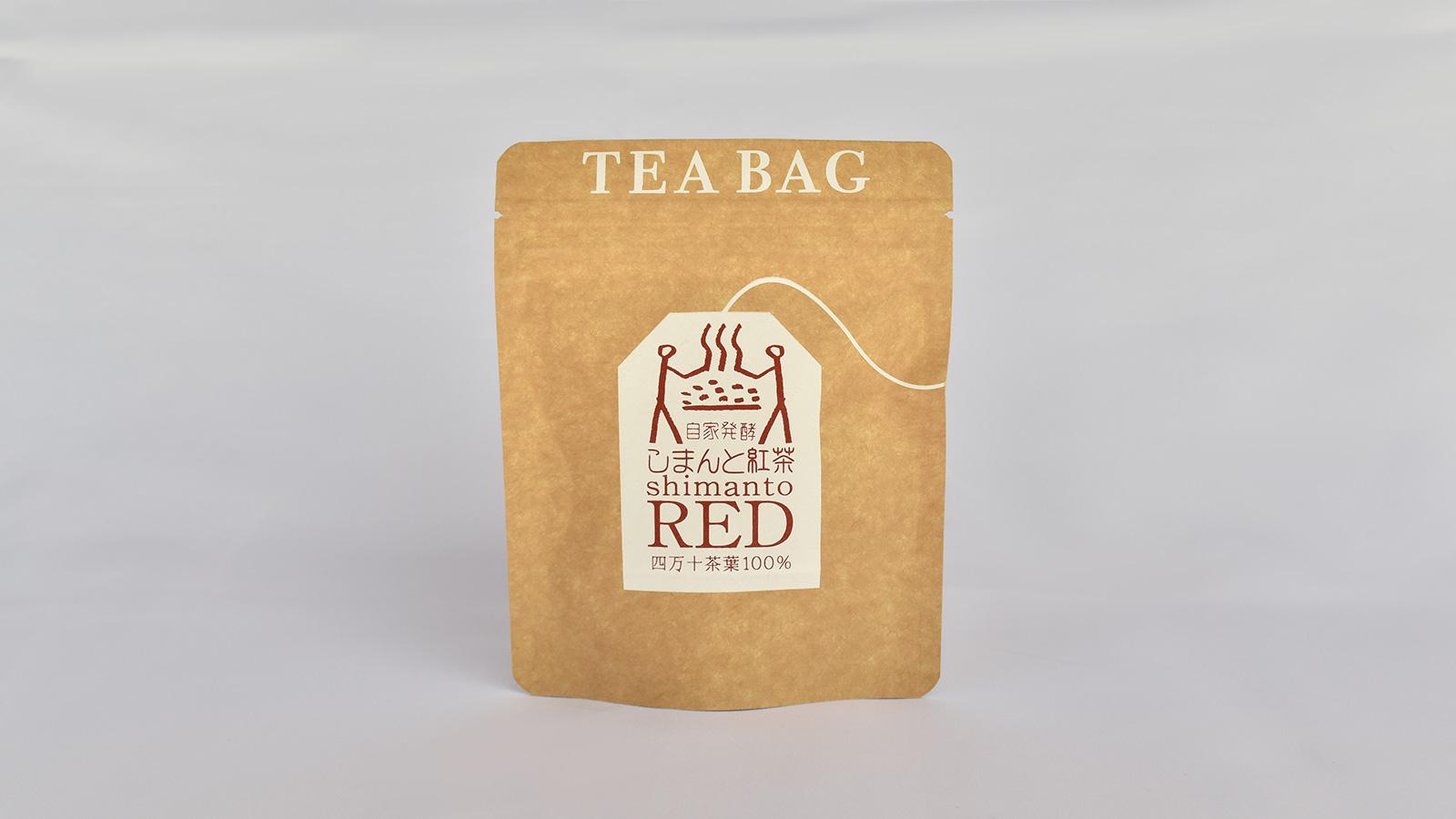 しまんと紅茶 TEABAG